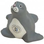 Seal Stress Reliever Logo Branded