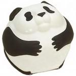 Panda Ball Stress Reliever Custom Imprinted