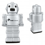 Robot Stress Reliever Custom Printed