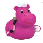 Rubber Golfer Hippo© Custom Imprinted