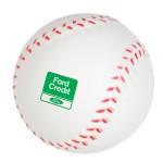 Baseball Stress Reliever Custom Printed