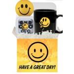 Smile Face Promo Kit Logo Branded