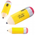 Logo Branded Pencil Stress Reliever