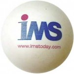Assorted Ball stress reliever Logo Branded