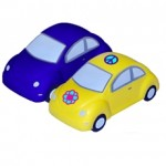 VW Bug Stress Reliever Custom Printed