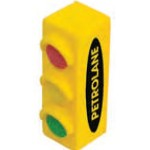 Custom Imprinted Traffic Signal Stress Reliever