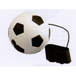Custom Imprinted Soccer Ball Yoyo Series Stress Reliever