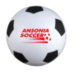 Soccer Stress Squeeze Ball (Overseas) Logo Branded