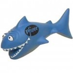 Custom Imprinted Funny Shark Stress Reliever