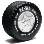 Custom Imprinted Tire Stress Reliever