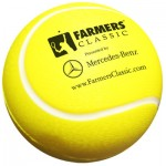 Custom Printed Tennis Ball Stress Reliever