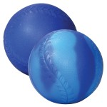 """Custom Printed Blue Color Changing """"Mood"""" Baseball Squeezies Stress Reliever"""