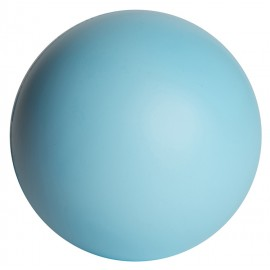 Custom Printed Baby Blue Squeezies Stress Reliever Ball