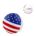 Patriotic Stress Ball Custom Imprinted