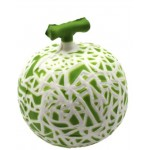 Slow Rising Scented Melon Squishy Custom Imprinted