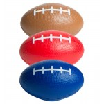 Custom Printed Football Stress Ball