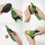 Custom Imprinted 3-in-1 Good Grips Avocado Slicer