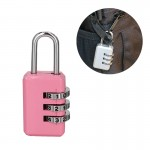 Luggage Digit Combination Lock Logo Branded