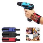 Magnetic Wristband Pocket Tool Custom Imprinted