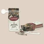 Custom Printed Coffee Scoop N Clip