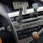 Custom Imprinted Vent Car Mount Phone Holder.