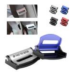 Custom Imprinted Car Seatbelt Adjuster Clip Buckle