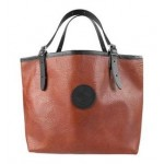 Duluth Pack Bison Leather Market Tote Custom Imprinted