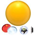 Logo Imprinted Custom LED Circular Badge