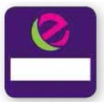 "Custom Printed Window Badge Full Color (2""x2"")"