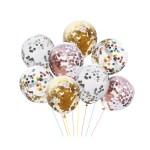 Promotional Blow Up Glitter Balls