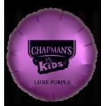 Personalized Mylar Balloon (Round)