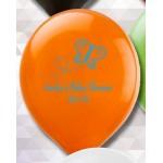 "Logo Branded Latex Balloon (12"")"