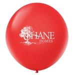 Logo Branded Custom Printed Balloons - 17'' Balloons - Standard Balloons
