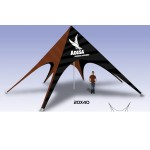 Logo Branded 20ftx40ft Branded Tent with Full Graphics
