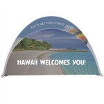 Custom Imprinted Inflatable Canopy Tent With Wall