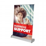 Custom Imprinted Table Top Banner Stand