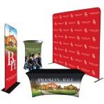 Custom Printed Trade Show Booth Display - Sleek Package