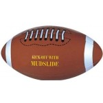 "36"" Inflatable Football Custom Printed"
