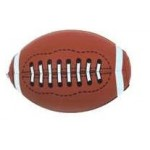 "4"" Inflatable Football Logo Branded"