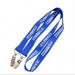 Double-Ended Lanyards Custom Printed
