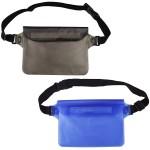 PVC Waterproof Waist Bag Logo Branded