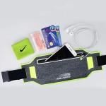 Ultra Thin Running Sports Belt Custom Imprinted