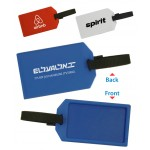 Logo Branded Business Card Luggage Tag