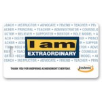 """Full Color Write On Tag (Rectangle 2.625""""x4.5"""") Custom Imprinted"""