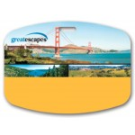 """Logo Branded Full Color Write On Tag (Rectangle 2.75""""x3.75"""")"""