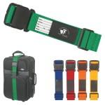 Custom Imprinted Luggage Strap/Bag Identifier