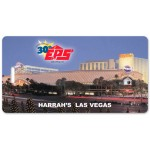 """Logo Branded Laminated Event Tag (2.25""""x4.25"""") Rectangle"""