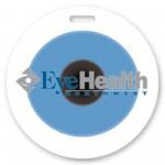 "Laminated Event Tag (3"") Circle Custom Printed"