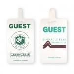Custom Imprinted Golf Bag Tags