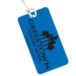 Custom Imprinted Hi-Flyer Luggage Tag